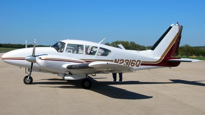 A picture of N2316Q - Piper PA23250 Aztec - [274020] - © RyRob