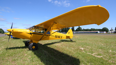 N14KX - Cub Crafters CC-11-100 Sport Cub - Private