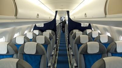EI-DFL - Embraer 170-100LR - Alitalia Express