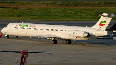 LZ-LDR - McDonnell Douglas MD-82 - Bulgarian Air Charter (BAC)