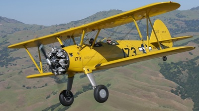 N54173 - Boeing A75N1 Stearman - Untitled