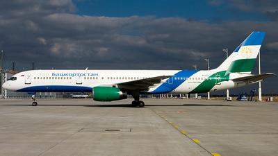 EI-LTO - Boeing 757-23N - Air Bashkortostan
