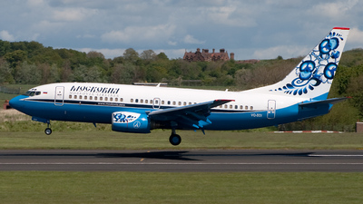 VQ-BDI - Boeing 737-73A - Moskovia Airlines