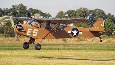 A picture of GBFZB - Piper J3C65 Cub - [13019] - © Paul Stevenson