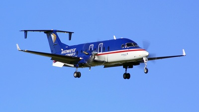 N891SK - Beech 1900D - Midwest Connect (Skyway Airlines)