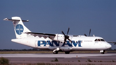 N4207G - ATR 42-300 - Pan Am Express