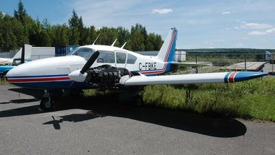 C-FBKE - Piper PA-23-250 Aztec - Private