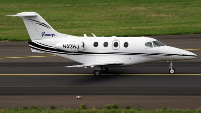 A picture of N43HJ -  - [66800] - © Brian T Richards