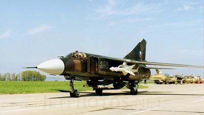 2410 - Mikoyan-Gurevich MiG-23ML Flogger G - Czech Republic - Air Force
