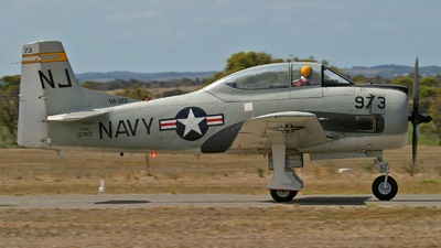 VH-DUD - North American T-28B Trojan - Private