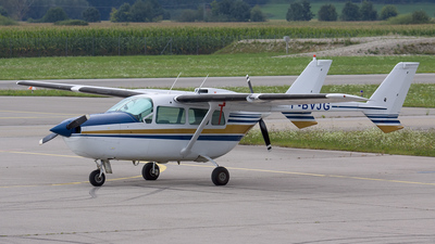 A picture of FBVJG - Cessna 337D Super Skymaster - [3371048] - © THPlanespotting