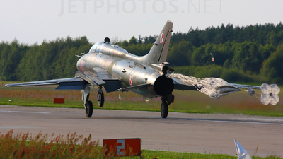 308 - Sukhoi Su-22UM Fitter - Poland - Air Force