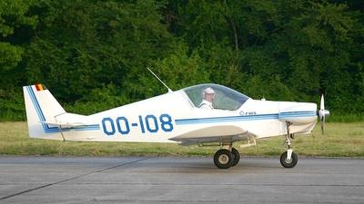 OO-108 - Pottier P-80S - Private