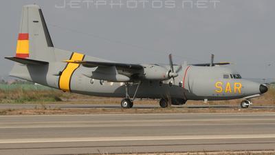 D.2-01 - Fokker F27-200MAR Friendship - Spain - Air Force