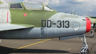 DD-313 - Republic F-84F Thunderstreak - Germany - Air Force