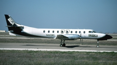 N160MC - Fairchild SA227-AC Metro III - Big Sky Airlines