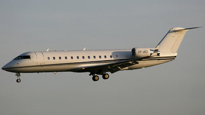 VP-BCI - Bombardier CRJ-200SE - Private
