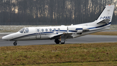 I-PABL - Cessna 550B Citation Bravo - Private
