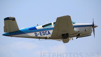 A picture of DEDCA - Beech V35 Bonanza - [D9131] - © PannoniaSpotter