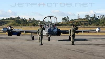 FAC2162 - Cessna OA-37B Dragonfly - Colombia - Air Force