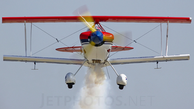 VH-IPB - Pitts S-1S Special - Private