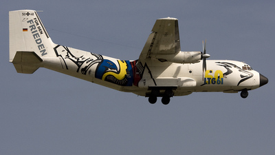 50-48 - Transall C-160D - Germany - Air Force