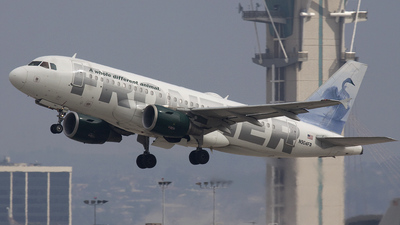 N904FR - Airbus A319-111 - Frontier Airlines