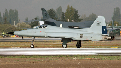 812 - Northrop F-5E Tiger III - Chile - Air Force