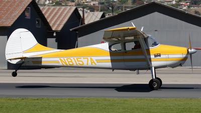 A picture of N8157A - Cessna 170B - [25009] - © Dean Heald