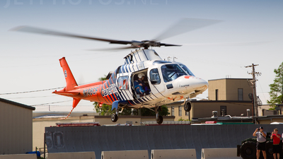N146CF - Agusta A109E Power - Careflight
