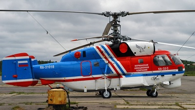 RA-31018 - Kamov Ka-32S - Murmansk Aviation Company