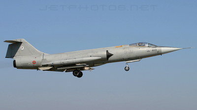 MM6935 - Lockheed F-104S ASA-M Starfighter - Italy - Air Force
