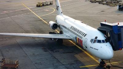 SE-DBO - McDonnell Douglas DC-9-21 - Scandinavian Airlines (SAS)