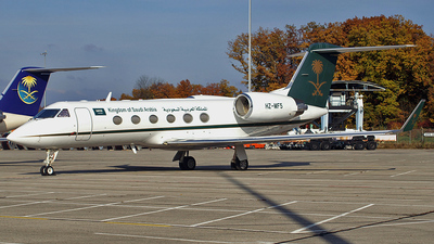 HZ-MF5 - Gulfstream G300 - Saudi Arabia - Ministry of Finance