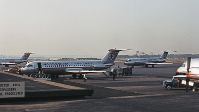 N5019 - British Aircraft Corporation BAC 1-11 Series 401AK - American Airlines
