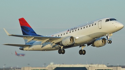 N863RW - Embraer 170-100SE - Delta Connection (Shuttle America)