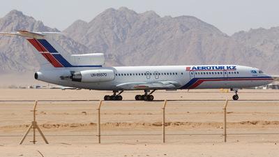 UN-85570 - Tupolev Tu-154M - Aerotur Air