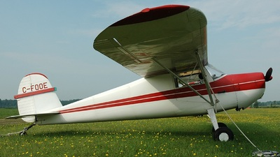 C-FQOE - Cessna 120 - Private