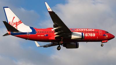 VH-VBV - Boeing 737-7BK - Virgin Blue Airlines