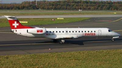 HB-JAV - Embraer ERJ-145LU - Swiss