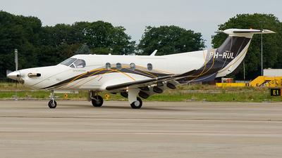 PH-RUL - Pilatus PC-12/47E - Private