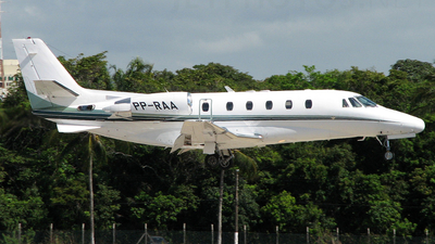 PP-RAA - Cessna 560XL Citation Excel - Private