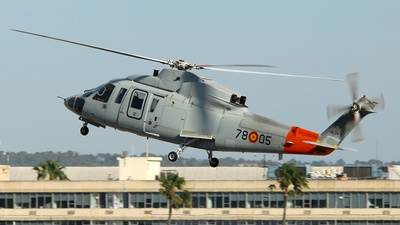 HE.24-5 - Sikorsky S-76C - Spain - Air Force
