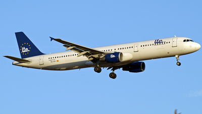 EC-IXY - Airbus A321-211 - LTE International Airways