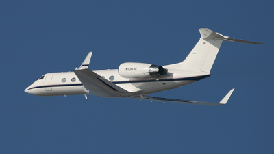 N100JF - Gulfstream G-IV - Private