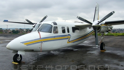 PT-WIC - Rockwell Commander 690C Jetprop 840 - Private