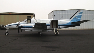 A picture of N196WA - Beech C99 Airliner - Wiggins Airways - © Sevier Aviation, Inc.