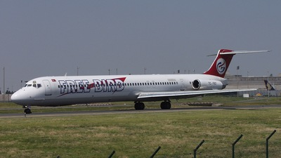TC-FBT - McDonnell Douglas MD-83 - Freebird Airlines