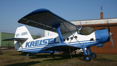 SP-AMO - PZL-Mielec An-2 - Aero Club - Poznanski