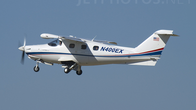 N400EX - Extra 400 - Private
